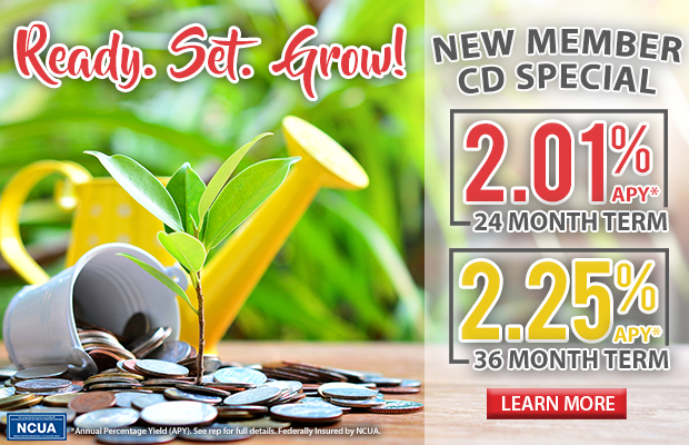 New member CD specials are available. Contact us today for more information!