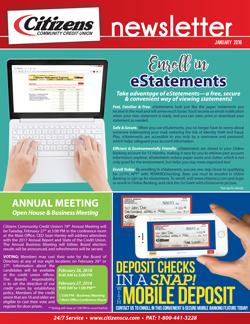 Newsletter | Citizens Community Credit Union